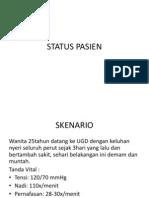 Status Pasien