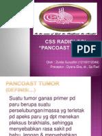 Css Radiologi Pancoast Tumor Ijul