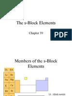 S block