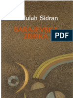 abdulah sidran - sarajevska zbirka
