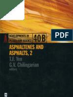 Asphaltenes and Asphalt
