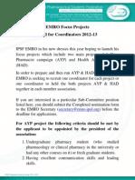 IPSF EMRO Call for Co-ordinators
