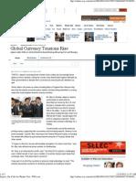 Japan's Abe Calls for Weaker Yen - WSJ
