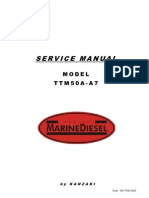MD TTM50A Service Manual