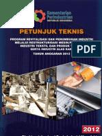 juknis restrukturisasi ITPT