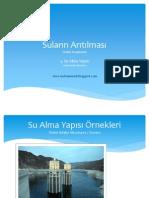 Suların Arıtılması - 3. Su Alma Yapısı
