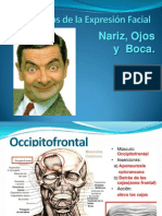 Manifestaciones Clinicas en Alteraciones de Los Ojos, Nariz, Boca