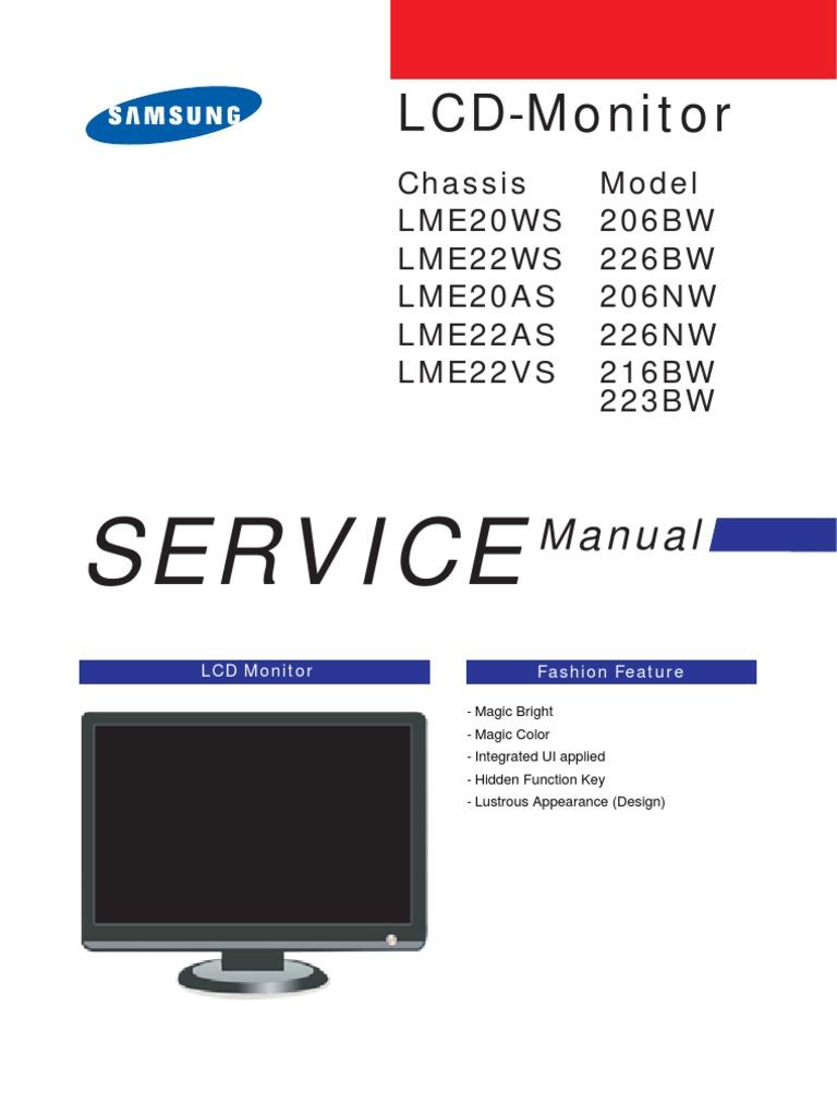 Инструкция samsung ck 5342atbr