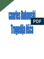 charles bukowski - tragedija lišća