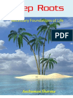 Preview Book- Deep Roots - Necessary Foundations of Life