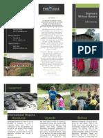 EWB Brochure Spring 2009