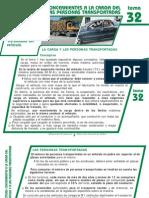 Tema 32 Factores Concernientes a La Carga Del Vehiculo y a Las Personas Transportadas