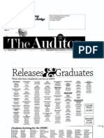 The Auditor Issue 342 (Completions Only) (2009)