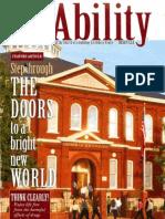 Ability Mag, Nashville, June 2009
