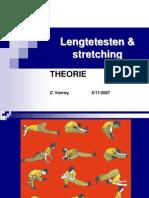 Lengtetesting en Stretching