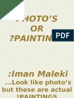 Iman Malekis Pictures