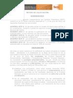 METODO CALIFICACION EXAMEN COMPETENCIAS MEXICO