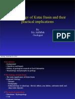 General Geology of Kutai Basin