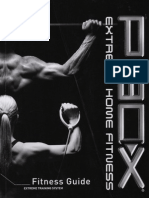 P90X - Extreme Home Fitness - Fitness Guide