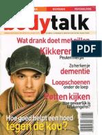 Bodytalk - 2009 (Maart)