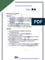 Sugestões de Frentes Para o Diálogo Filosófico 2012