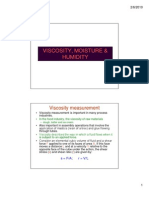 L13-Viscosity & Moisture