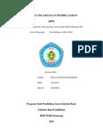 RPP IPA Kelas v Sem 2 Struktur Bumi