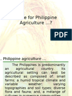 AgriculturalSituationer Part 1_1