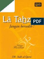 La Tahzan Jgn Bersedih