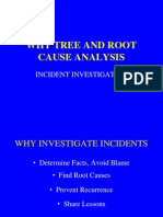Root cause analysis