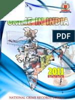 Crime in India 2011 - Statistics