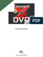 ConvertXtoDVD3 Manual-http://jouninwhite.blogspot.com/