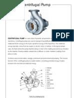 Centifugal Pump