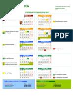 Calendario Color 1213