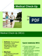 Check Up Kesehatan