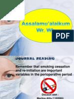 jurnal anestesi yo2