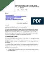 47 GP 065 2001 a Hidroizolatiilor Bituminoase La Acop Din Beton