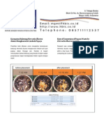 Rate of convertion of papaya waste by Hermetia illucens maggots