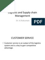 LSCM Customer Service