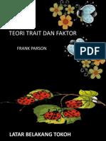 Teori Trait Dan Faktor