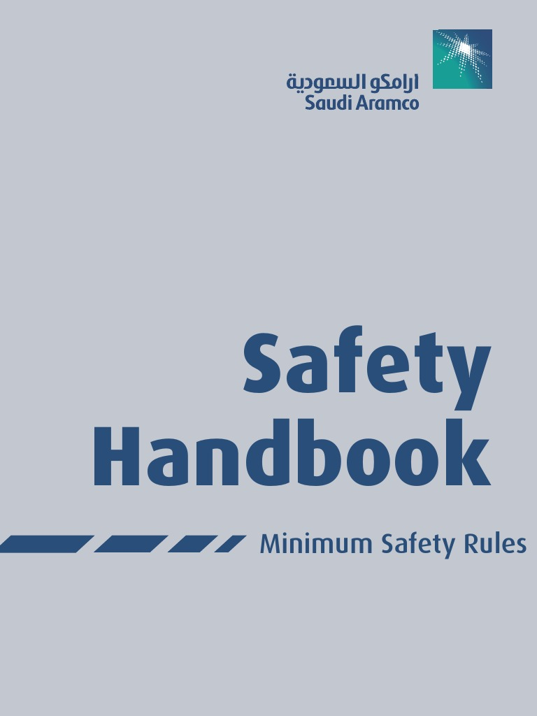 Saudi aramco safety handbook crane machine welding fandeluxe Images