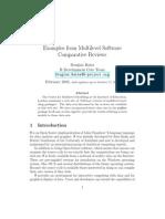 Software multilevel