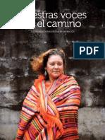 Nuestras Voces en el Camino - Testimonios de Mujeres en la Migración - IMUMI