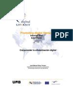 Comprender la alfabetizacion digital_informe final