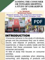 H.L.Bhaskar & Osama_Understanding Consumer behavior