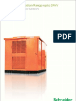 Package Substation Range Upto 24kv