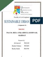 Project of Kajang Sustainability