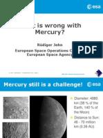 SpaceUp Stuttgart 2012 - Ruediger Jehn Mercury is challenging us
