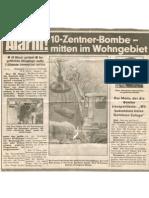Alter Zeitungsausschnitt vom 12.03.1977