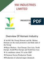 Hemani Ltd GFM